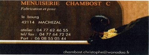 Chambost chritophe